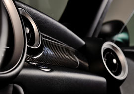 Mini Cooper accessories, gifts, performance parts and Mini equipment, clothing and Mini bling. Mini interior styling, Mini body kits and exterior styling. - Mini car sales specialists in Chichester